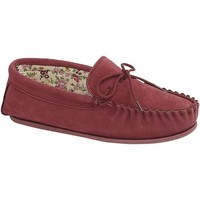 Chaussures Femme Mocassins Mokkers Lily Rouge