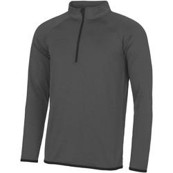 Vêtements Homme Sweats Awdis JC031 Gris foncé/Noir