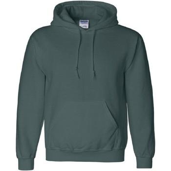 Vêtements Homme Sweats Gildan Hooded Vert forêt