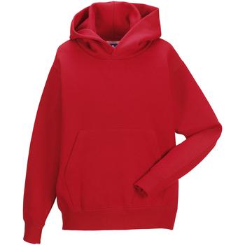 Vêtements Enfant Sweats Jerzees Schoolgear Hooded Rouge
