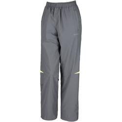 Vêtements Femme Pantalons de survêtement Spiro Micro-Lite Gris/Vert citron