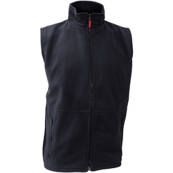 Vêtements Homme Gilets / Cardigans Result R37X Bleu marine