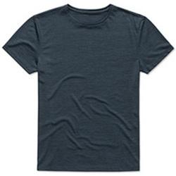 Vêtements Homme T-shirts manches courtes Stedman Active Bleu marine