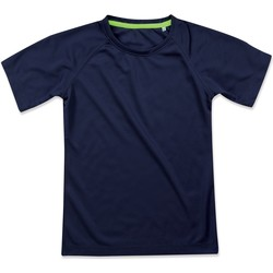 Vêtements Femme T-shirts manches courtes Stedman Raglan Bleu roi