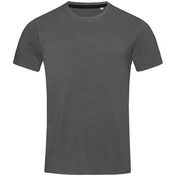 Vêtements Homme T-shirts manches courtes Stedman Stars  Gris ardoise