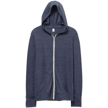 Vêtements Homme Sweats Alternative Apparel Jersey Bleu foncé