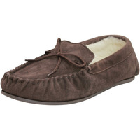 Chaussures Mocassins Eastern Counties Leather Moccasin Chocolat
