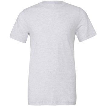 Vêtements Homme T-shirts manches courtes Bella + Canvas Triblend Blanc