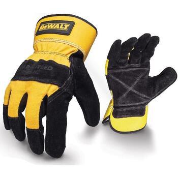 Accessoires textile Gants Dewalt  Noir / jaune