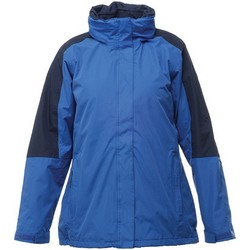 Vêtements Femme Coupes vent Regatta RG086 Bleu roi/ Bleu marine