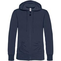 Vêtements Femme Sweats B And C WW641 Bleu marine