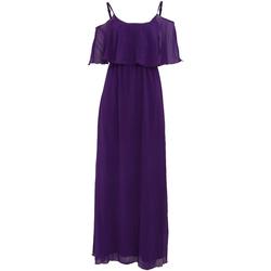 Vêtements Femme Robes longues Girls On Film  Violet