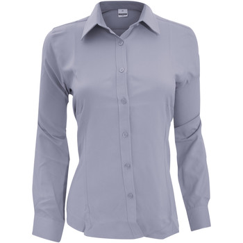 Vêtements Femme Chemises / Chemisiers Henbury Wicking Gris ardoise