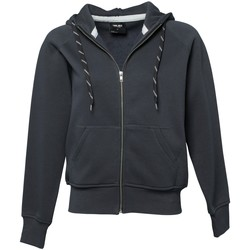 Vêtements Femme Sweats Tee Jays Hooded Gris sombre