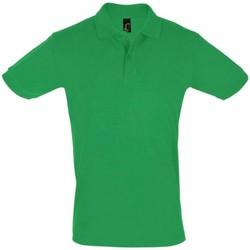 Vêtements Homme Polos manches courtes Sols Pique Vert