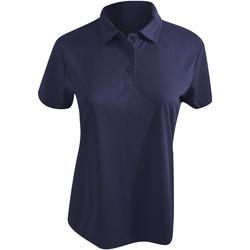 Vêtements Femme Polos manches courtes Awdis Girlie Bleu marine