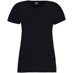 Vêtements Femme T-shirts manches courtes Kustom Kit Superwash Bleu marine