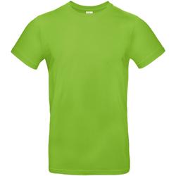Vêtements Homme Tous les vêtements B And C TU03T Vert néon