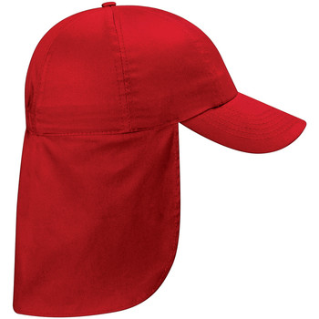 Accessoires textile Enfant Casquettes Beechfield Legionnaire Rouge