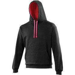 Vêtements Sweats Awdis Hooded Noir / rose