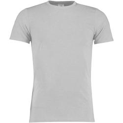 Vêtements Homme T-shirts manches courtes Kustom Kit KK504 Gris clair chiné