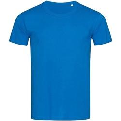 Vêtements Homme T-shirts manches courtes Stedman Stars Stars Bleu roi