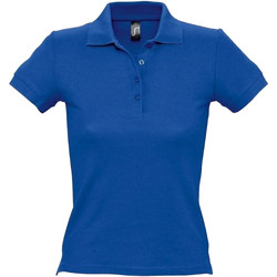 Vêtements Femme Polos manches courtes Sols Pique Bleu roi