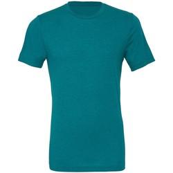 Vêtements Homme T-shirts manches courtes Bella + Canvas Triblend Sarcelle