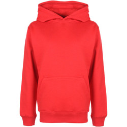 Vêtements Enfant Sweats Fdm Hooded Rouge feu