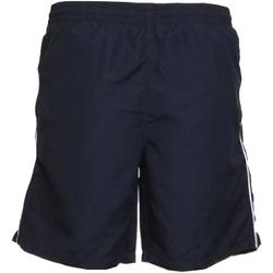 Vêtements Homme Shorts / Bermudas Gamegear Track Bleu marine/Blanc
