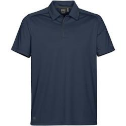 Vêtements Homme Polos manches courtes Stormtech Inertia Bleu marine/ Gris