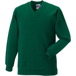 Vêtements Enfant Sweats Jerzees Schoolwear 272B Vert bouteille