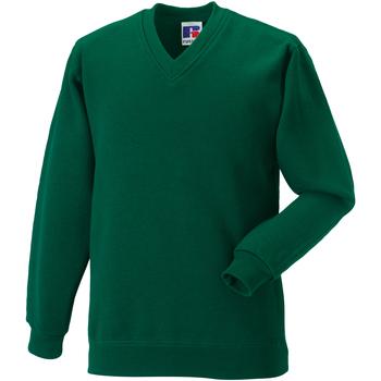 Vêtements Enfant Sweats Jerzees Schoolgear 272B Vert bouteille