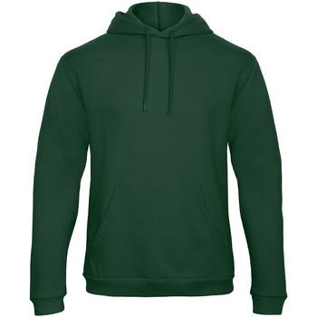 Vêtements Sweats B And C ID. 203 Vert bouteille