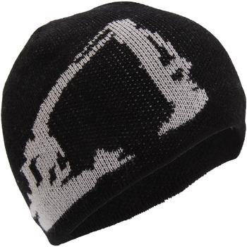 Accessoires textile Enfant Bonnets Caterpillar Knitted Noir/Gris