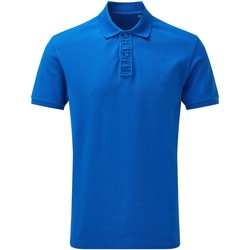 Vêtements Homme Polos manches courtes Asquith & Fox Infinity Bleu roi