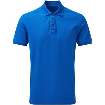 Vêtements Homme Polos manches courtes Asquith & Fox Infinity Bleu Vif