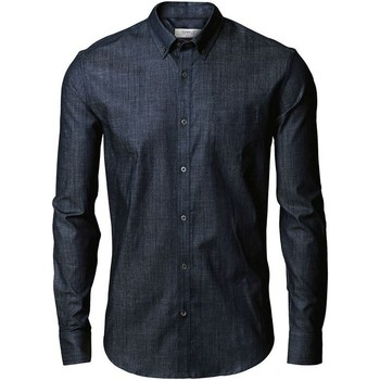 Vêtements Homme Chemises manches longues Nimbus Torrance Bleu indigo