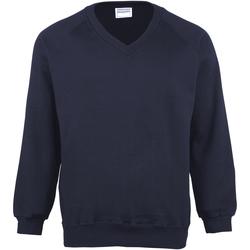 Vêtements Enfant Sweats Maddins Coloursure Bleu marine