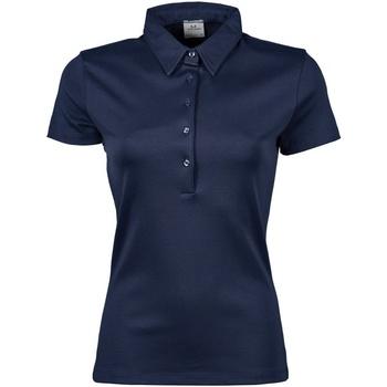 Vêtements Femme Elue par nous Tee Jays Pima Bleu marine