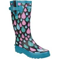 Chaussures Femme Bottes de pluie Cotswold Burghley Gouttes