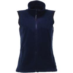 Vêtements Femme Polaires Regatta RG184 Bleu marine foncé