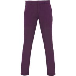 Vêtements Femme Chinos / Carrots Toutes les chaussures femme Chino Violet