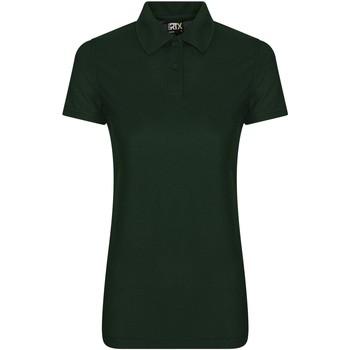 Vêtements Femme Polos manches courtes Pro Rtx RX05F Vert bouteille