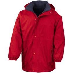 Vêtements Homme Coupes vent Result R160X Rouge/Bleu marine
