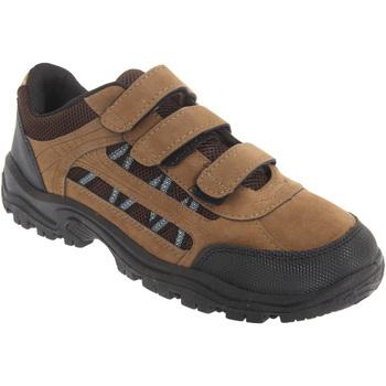 Chaussures Homme Randonnée Dek Ascend Kaki/Marron