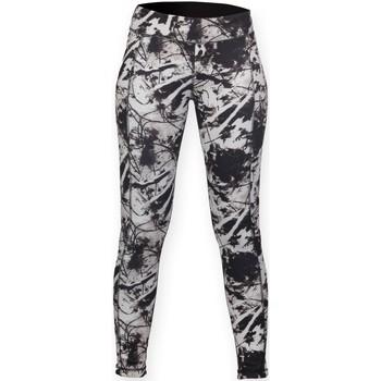 Vêtements Femme Leggings Skinni Fit Reversible Noir/Imprimé