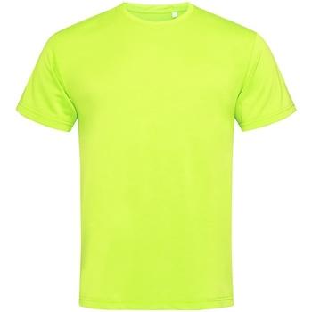Vêtements Homme T-shirts manches courtes Stedman Active Jaune