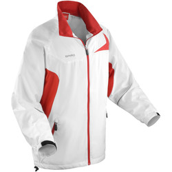 Vêtements Homme Coupes vent Spiro Performance Blanc/Rouge