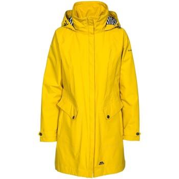 Vêtements Femme Parkas Trespass Rainy Jaune